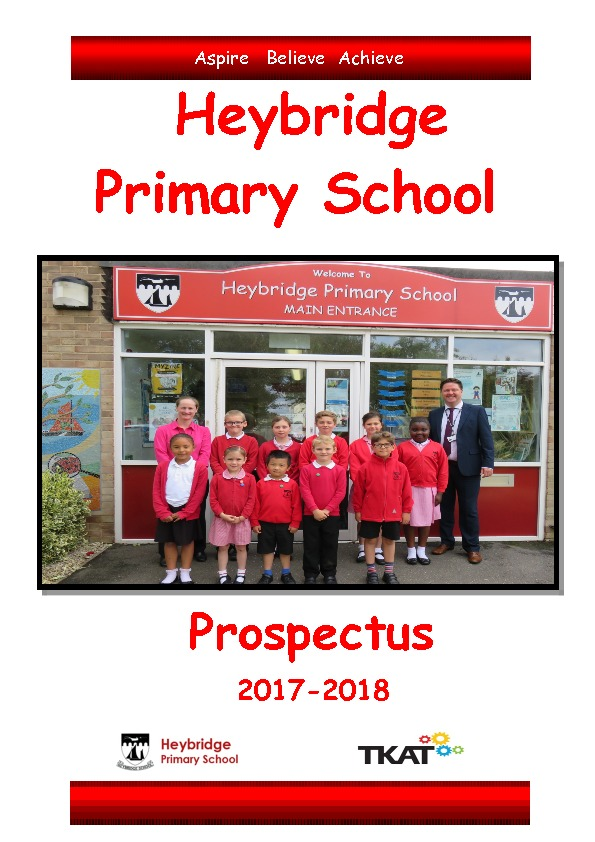 Prospectus 2017 2018 front page only