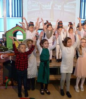 EYFS and KS1 Christmas Production 2017