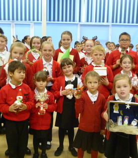 Christmas Decoration Competition Winners!