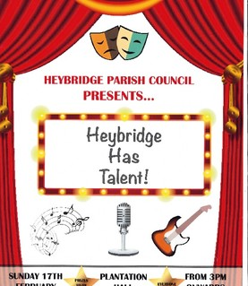 Heybridge Has Talent!!