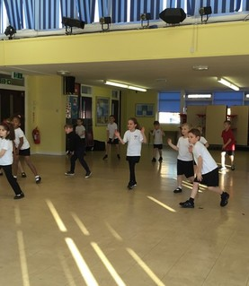 Street Dance comes to Heybridge Primary School