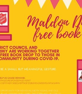 Maldon District Free Book Drop
