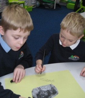 Stone Age in Year 3