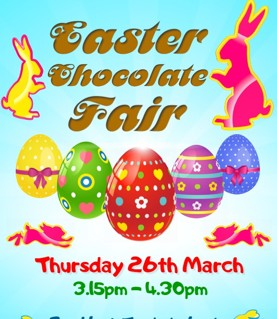 Easter Chocolate Fair