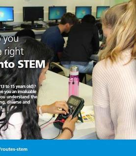 Year 9 and 10 Stem Careers