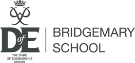 DofE logo Bridgemary School
