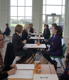 Year 10 Work Experience interviews