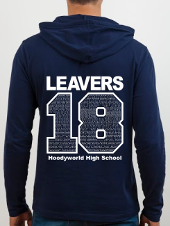 Leavers Design 1