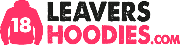 Leavers hoodies logo 2018