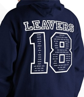 Yr11 Leavers Hoodies