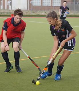 U17 Hockey v Havant College