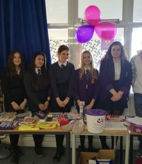 Fundraising for The National Autistic Society