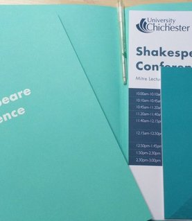 English Literature at Chichester University