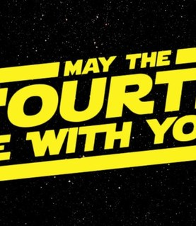 Star Wars - May The Fourth Be With You
