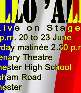 Chichester Players - 'Allo 'Allo