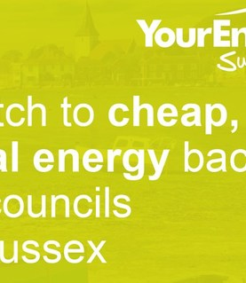 Your Energy Sussex