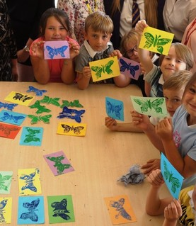 CHS Art with South Bersted Primary School