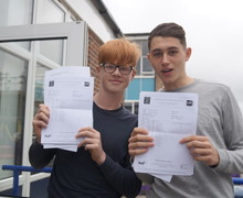 CHS GCSE results 2018 (20)