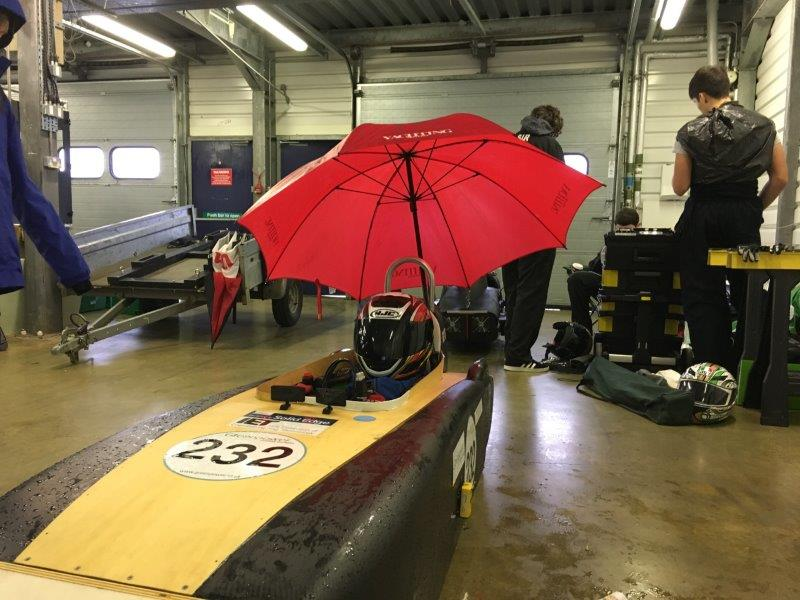 Rockingham Final 2018 Umbrella
