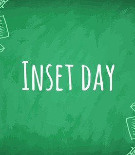 INSET DAY