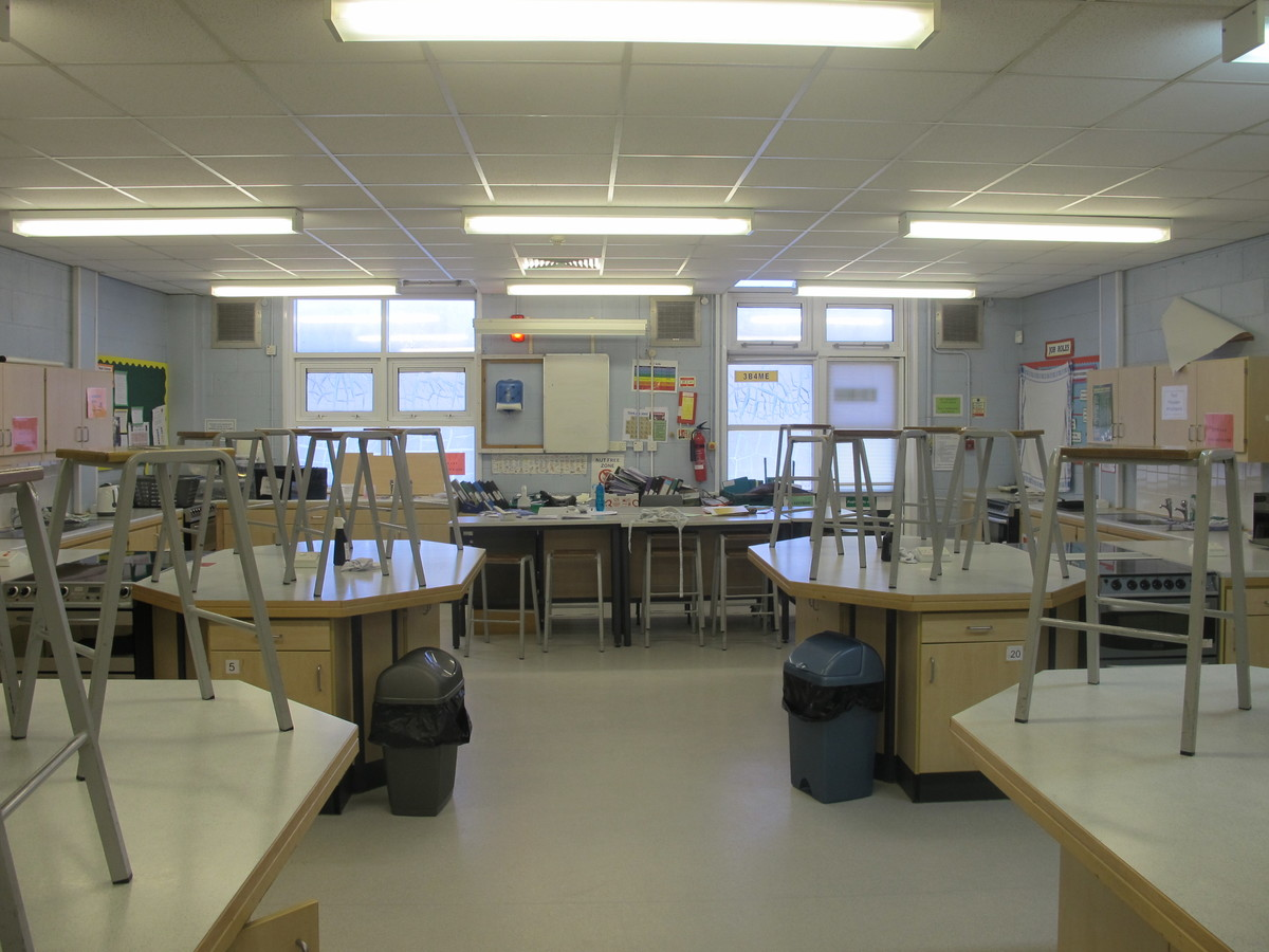 Food tech room 1