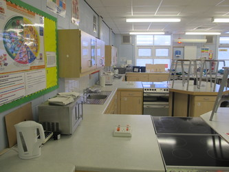 Food tech room 2