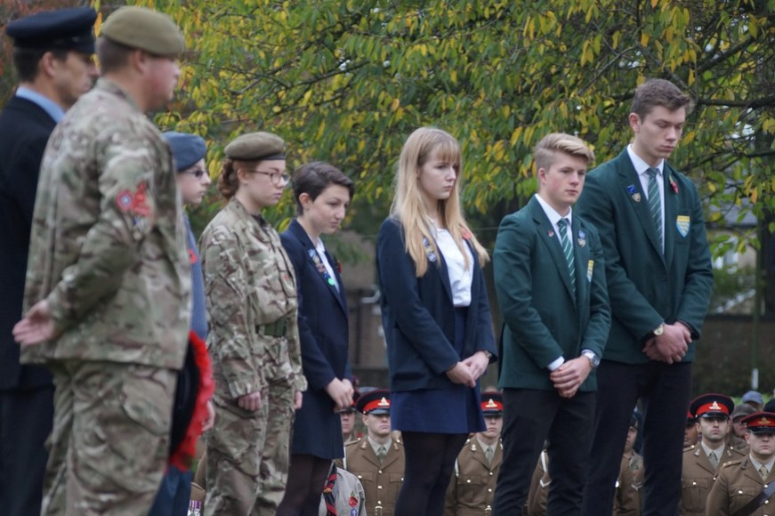 Chichester City Service of Remembrance 08.11.15 (142) (Medium)