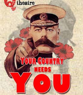 Your Country Needs You - Quantum Theatre