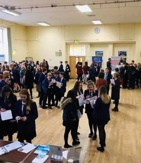 Yr9 Careers Event
