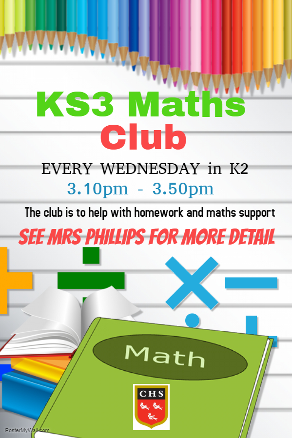 Ks3 maths club v2