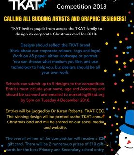 TKAT Christmas Card Design Competition