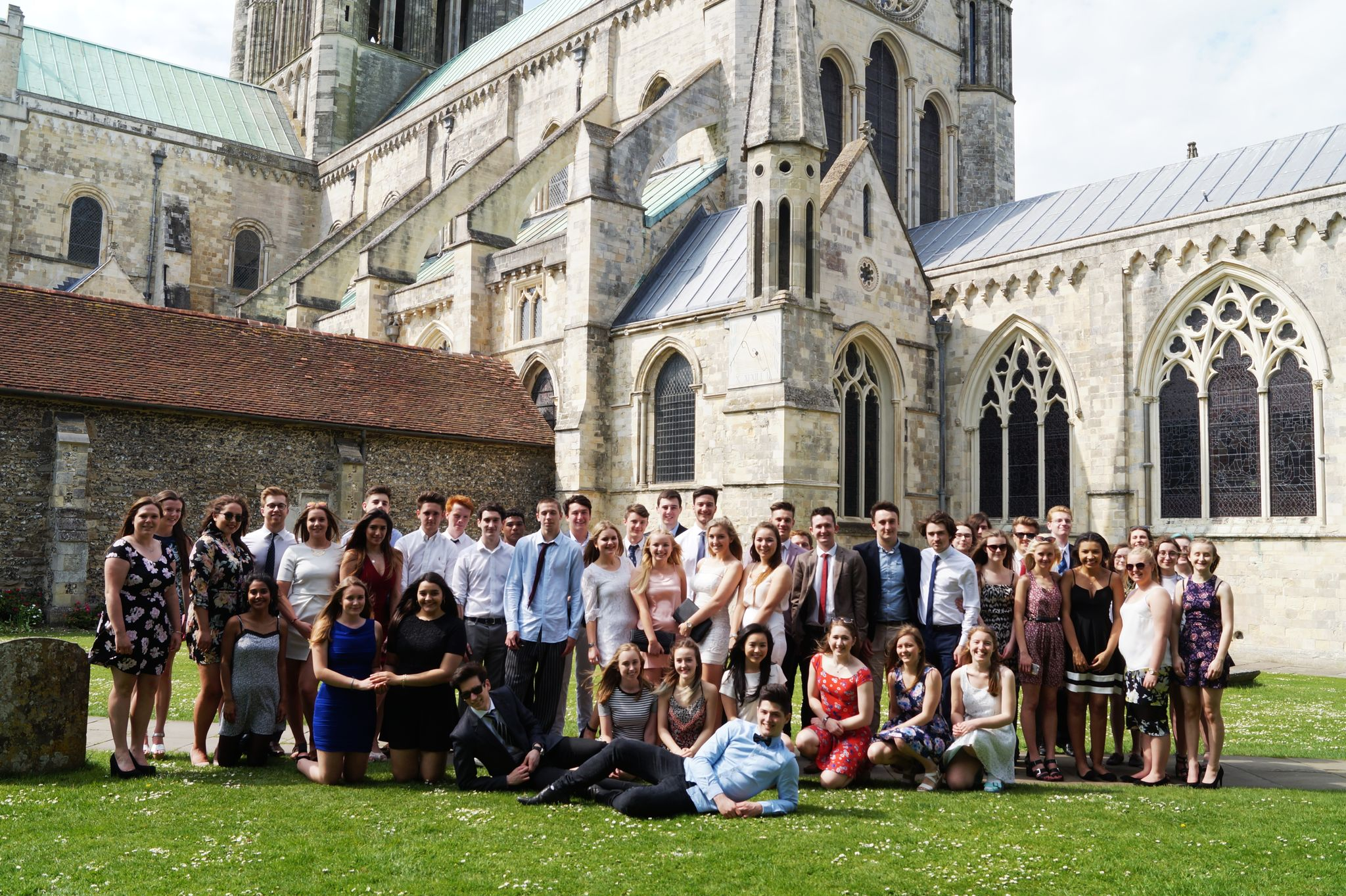 130516 y13 leavers tea 389