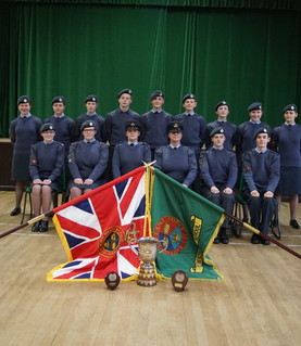 RAF Air Squadron Trophy Competition