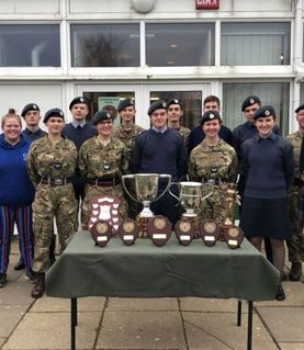 Success for our CHS CCF Contingent
