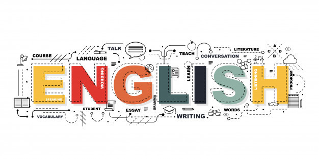 English word education banner 66675 157