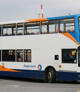 Information from Stagecoach