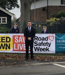 Road Safety Week 2020 with George Ide LLP