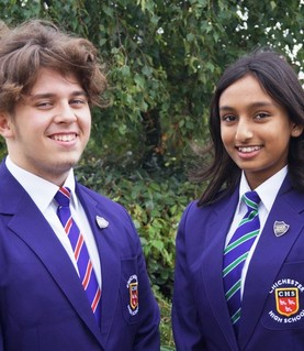 Say hello to our new Prefects