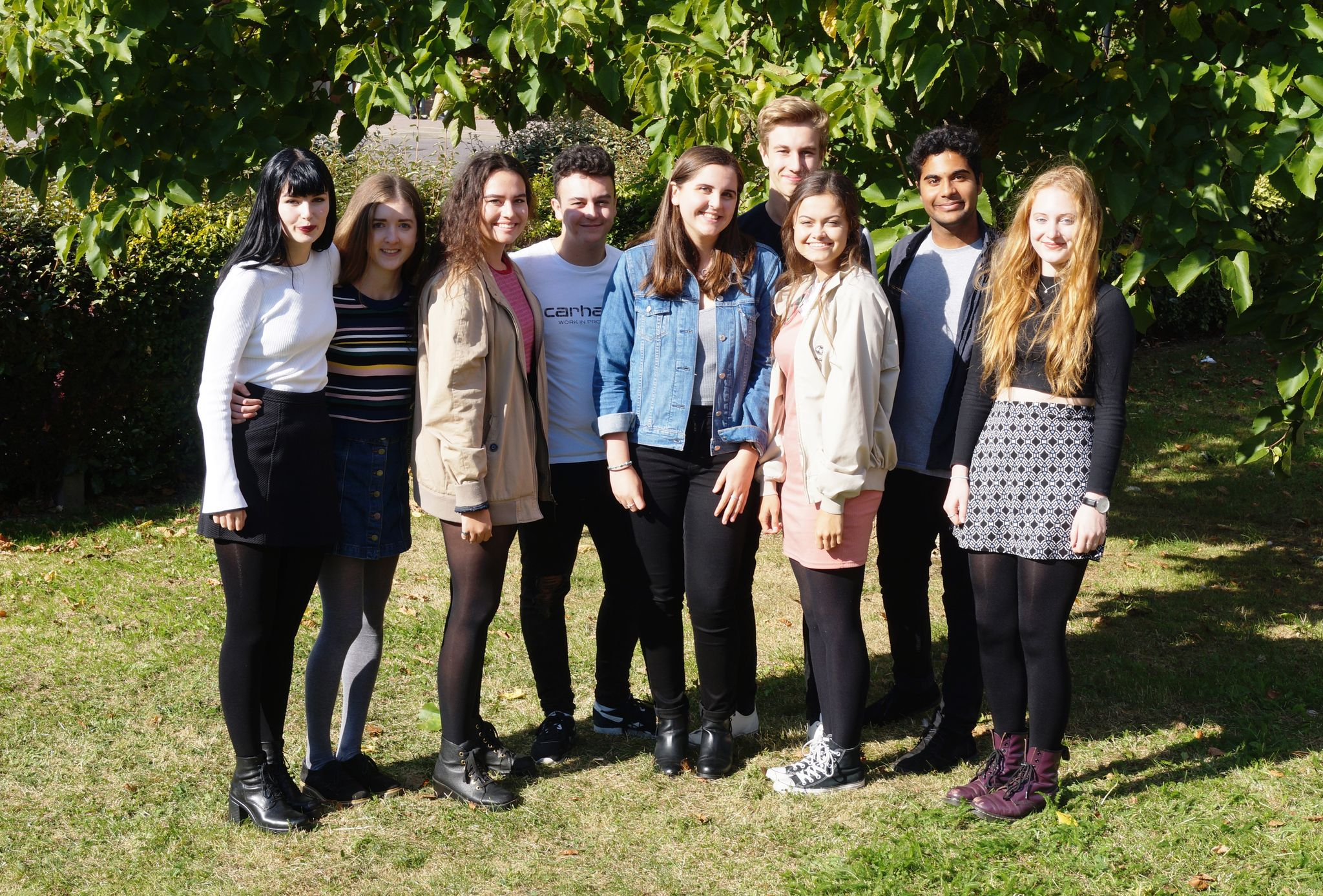 Yr13 student council reps 201617