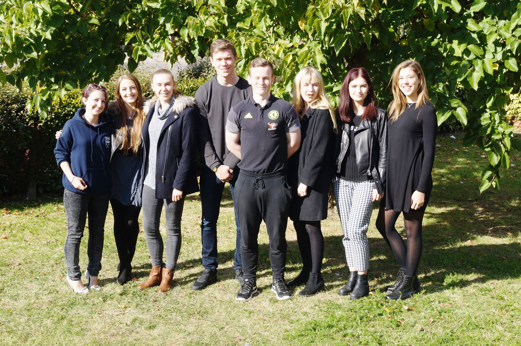 Yr12 student council reps 201617