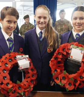 Our CHS School Remembrance Service