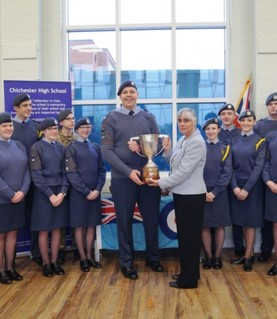 AIR SQUADRON TROPHY COMPETITION