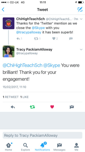 Tracy Alloway twitter response
