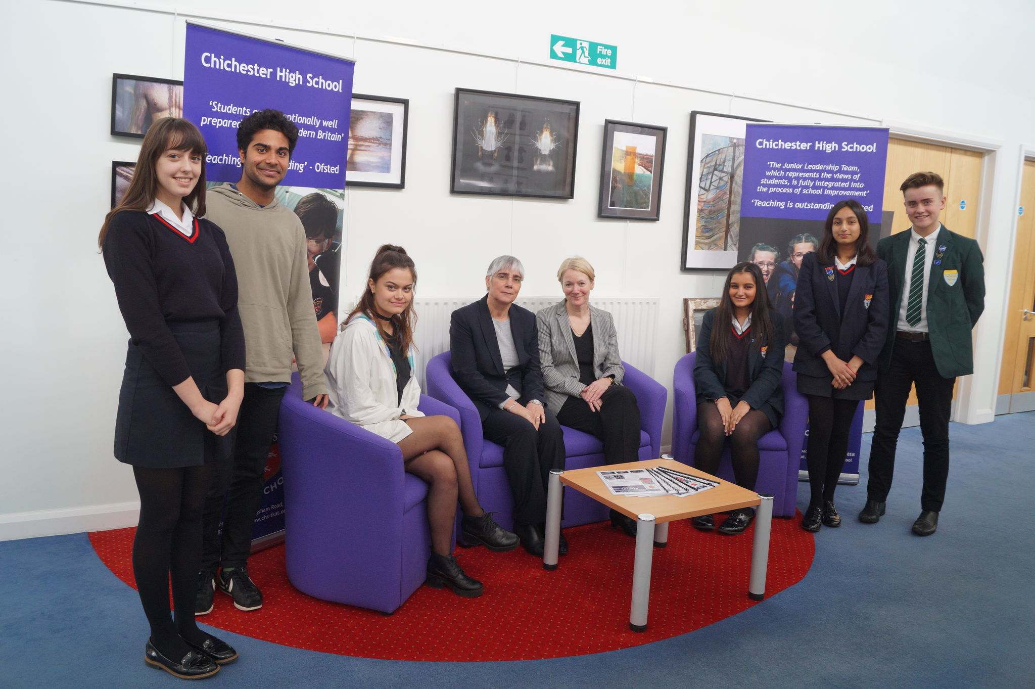 1use 220317 ceo karen roberts visits chs 2