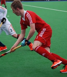 Alex Pendle - England hockey