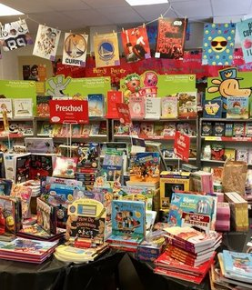 Scholastic 'half price' Book Fair