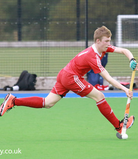 Alex Pendle scores in the U16 England games
