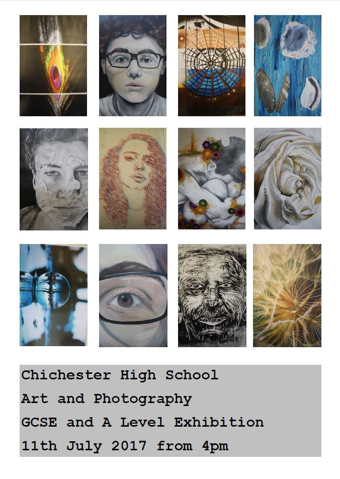 Yr11 and yr13 exhibition