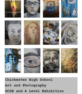 GCSE and A Level Art and photography Exhibition