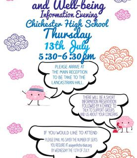 Mental Health and Well-being Information Evening